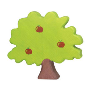 Apfelbaum-Holztiger