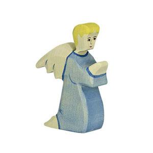 Engel-blau-krippenfigur-holztiger