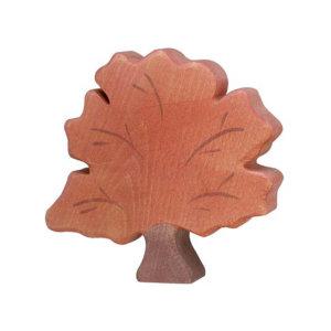 Herbstbaum-Holztiger