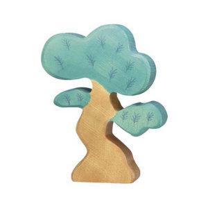 Kiefer-klein-Holztiger
