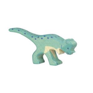 Pachycephalosaurus-Holztiger