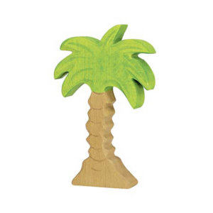 Palme-klein-Holztiger