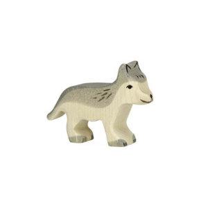 Wolfsjunge-Holztiger