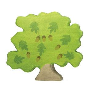 Holzbaum-Eiche-Holztiger