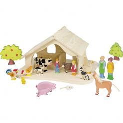 Holzkrippe-Puppenhaus-Stall1-Holztiger