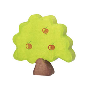 Holzfigur-Apfelbaum-klein-Holztiger
