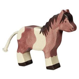 Holztier-Pony-Holztiger