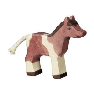 Holztier-Pony-klein-Holztiger