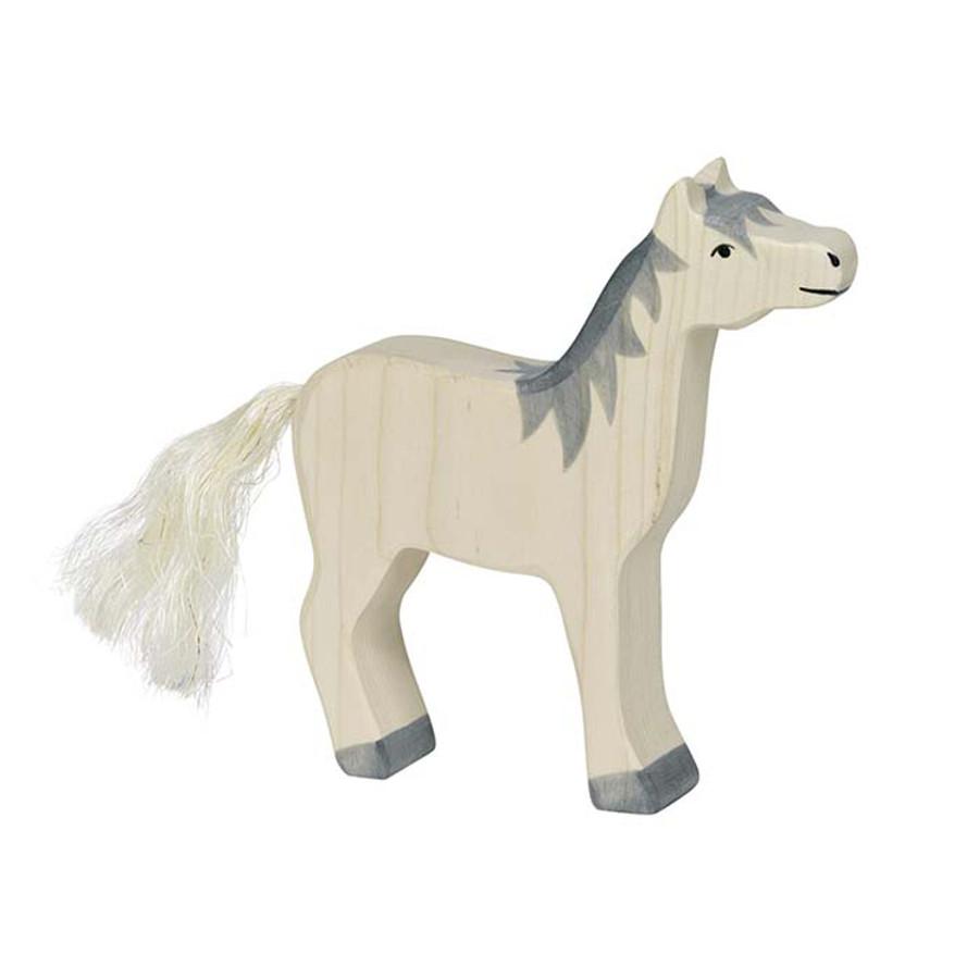 pferd graue mähne - minamo