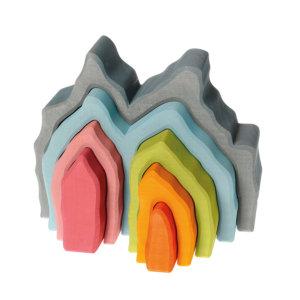 Steckspiel-blaue-Grotte-Grimms