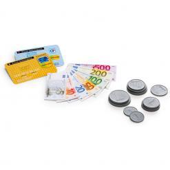 Kaufladenzubehoer-Spielgeld-Erzi