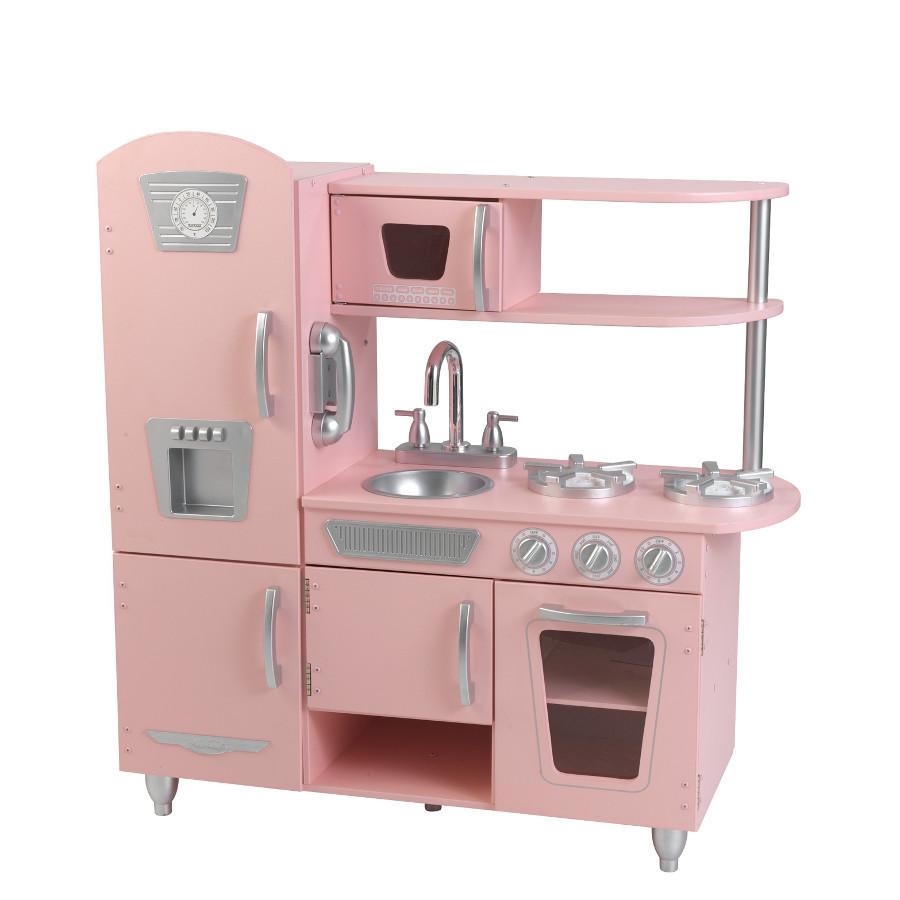 retro-küche rosa - minamo