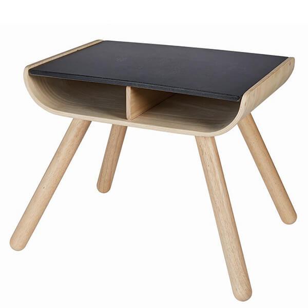 Tisch Stuhl Schwarz Minamo