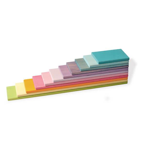 Bauplatten Pastell Minamo