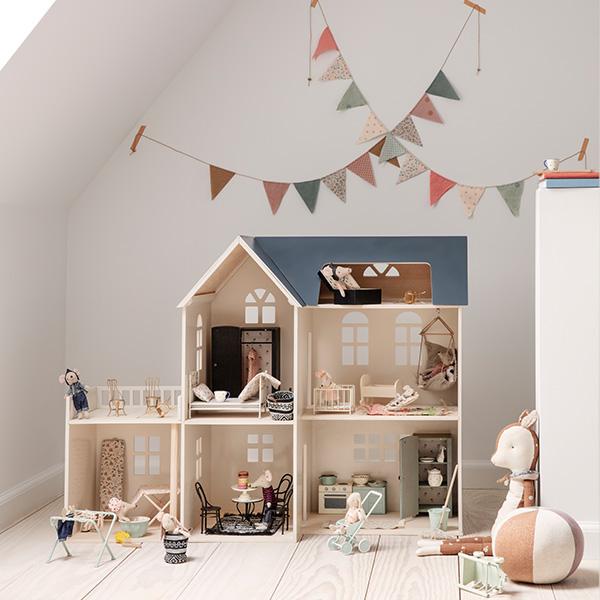 Maileg Puppenhaus Erganzungsraum Badezimmer Minamo